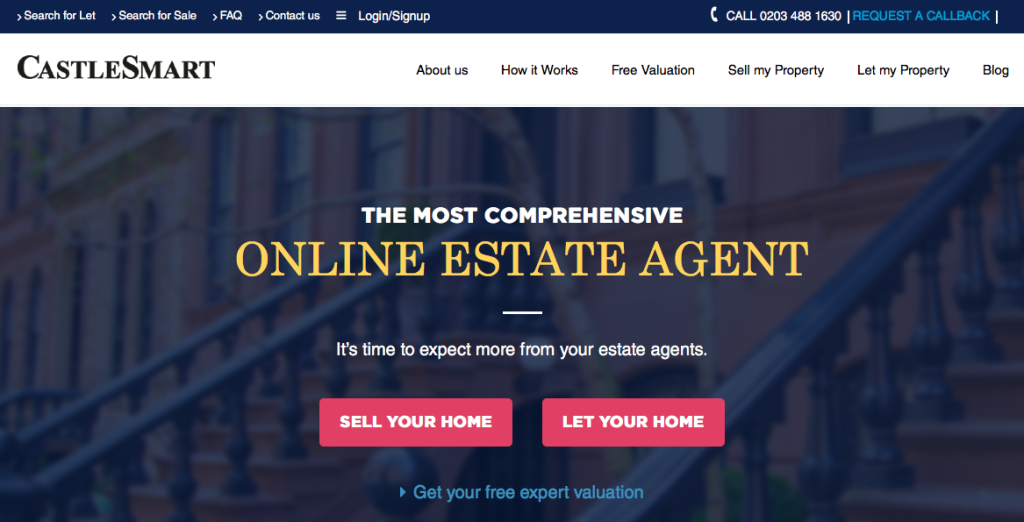 CastleSmart: Online Estate Agents